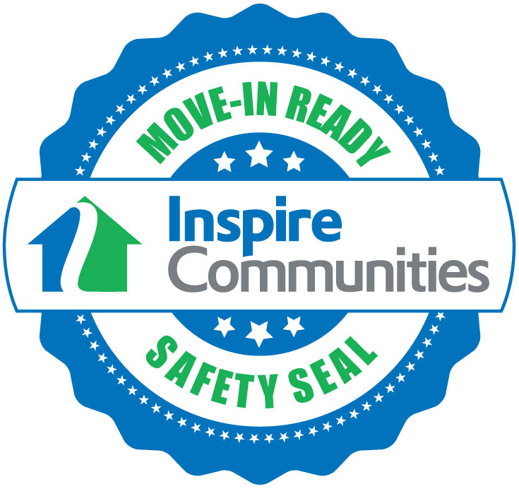 Inspire Communities Move In Ready Safety Seal