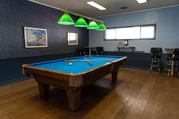 BluespruceMHC Pool Table