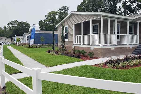 Country Roads Model Home Three