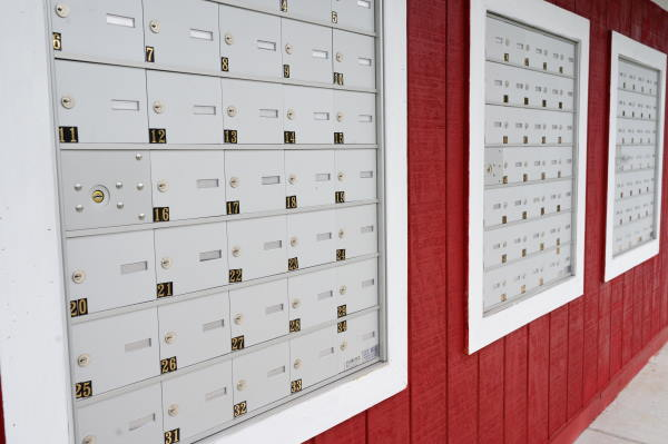 Hermitage Farms Mailboxes