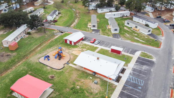 Hermitage Farms Second Aerial