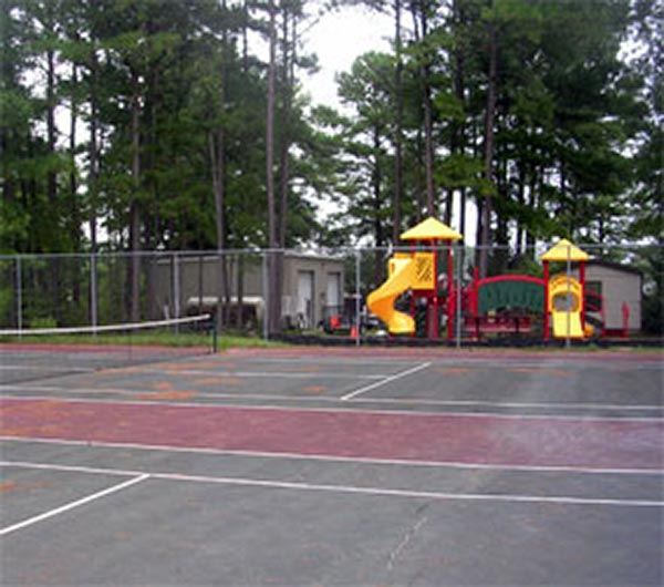SouthlawnMHC Tennis Court